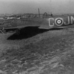 Fairey Battle 150 squadron JN+C