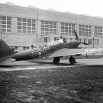 Fairey Battle Mk I of 52 Squadron Royal Air Force at Upwood