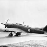 Fairey Battle N2119 of No 2 Anti Aircraft Cooperation Unit at Gosport