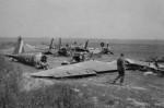 Fairey Battle Reims airfield 1940