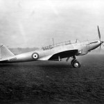 Fairey Battle prototype K4303