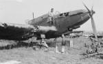 WW2 aircraft Fairey Battle