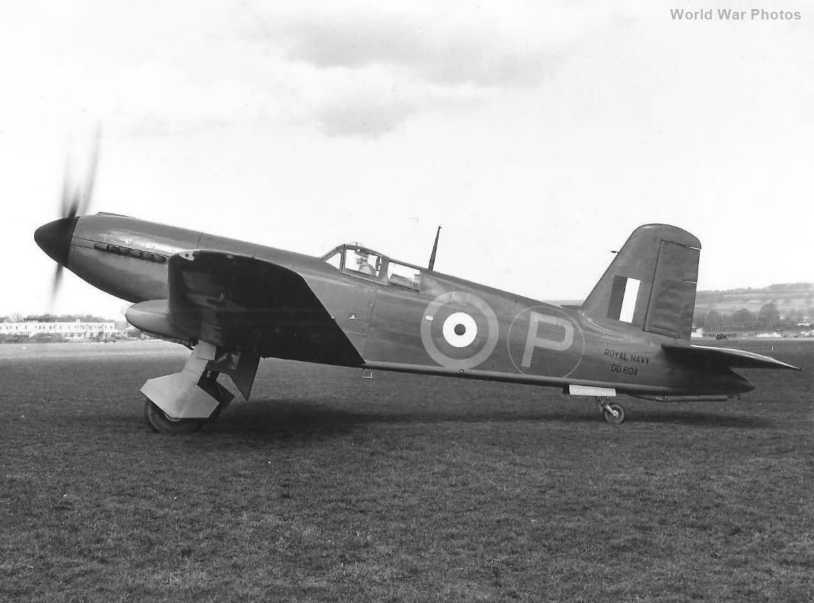 Blackburn Firebrand DD804