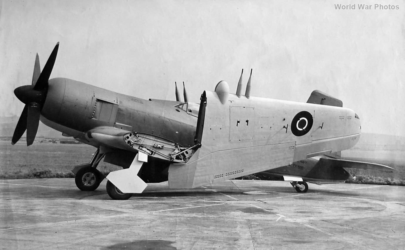 Blackburn Firebrand Mk 4