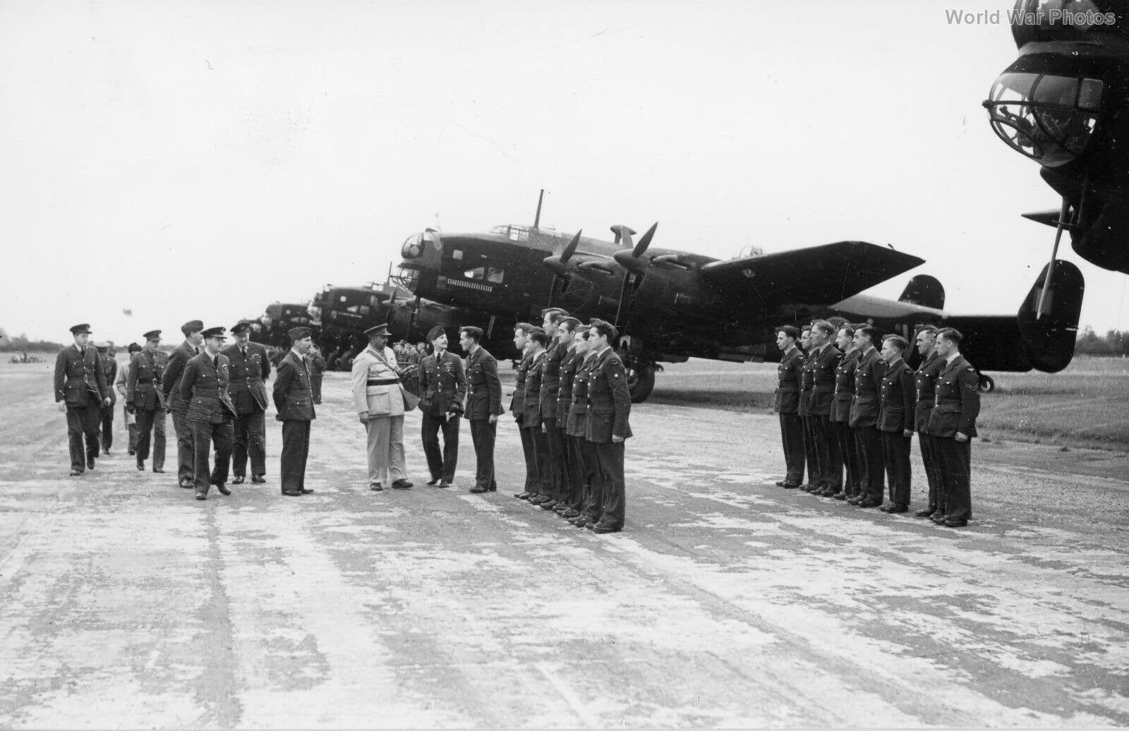 Halifax 35 Sqn Wyton 22 October 1942