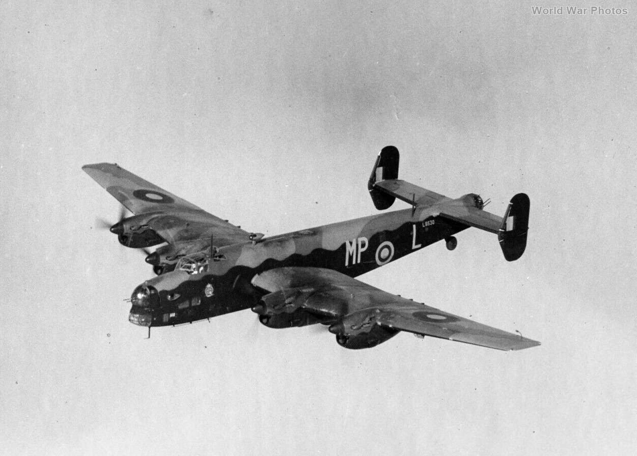 Halifax 76 Sqn MP-L