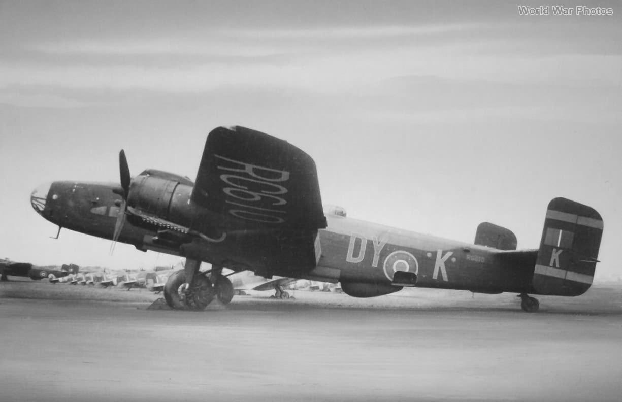 Halifax Mk VI