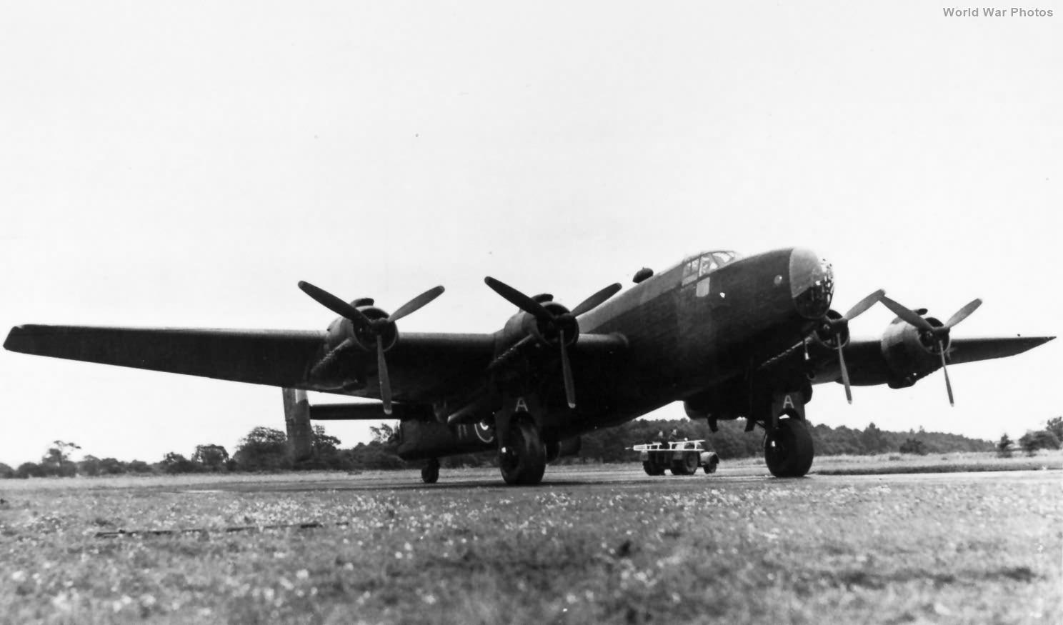 Handley Page Halifax B Mk III