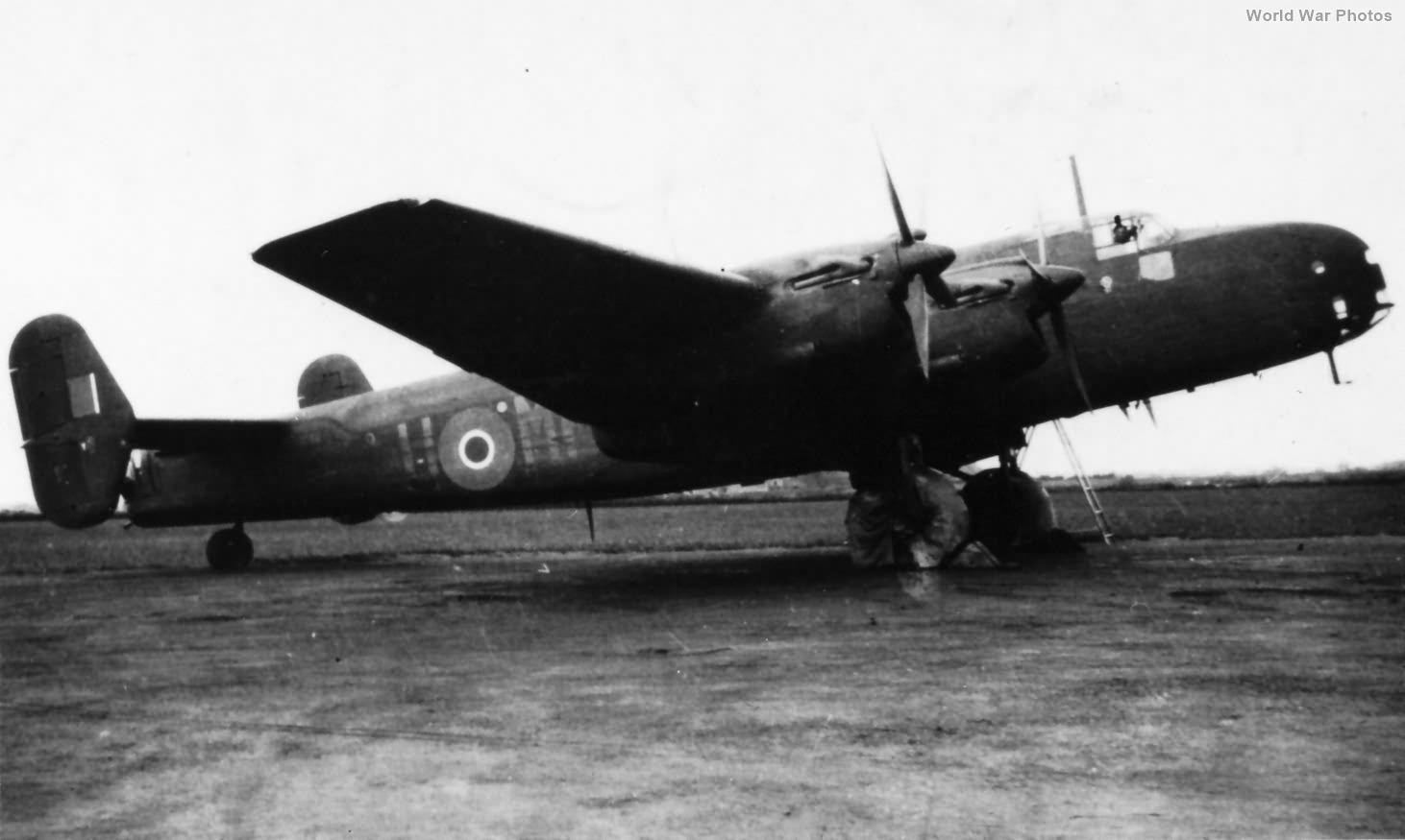 Halifax B Mk II Series I Special