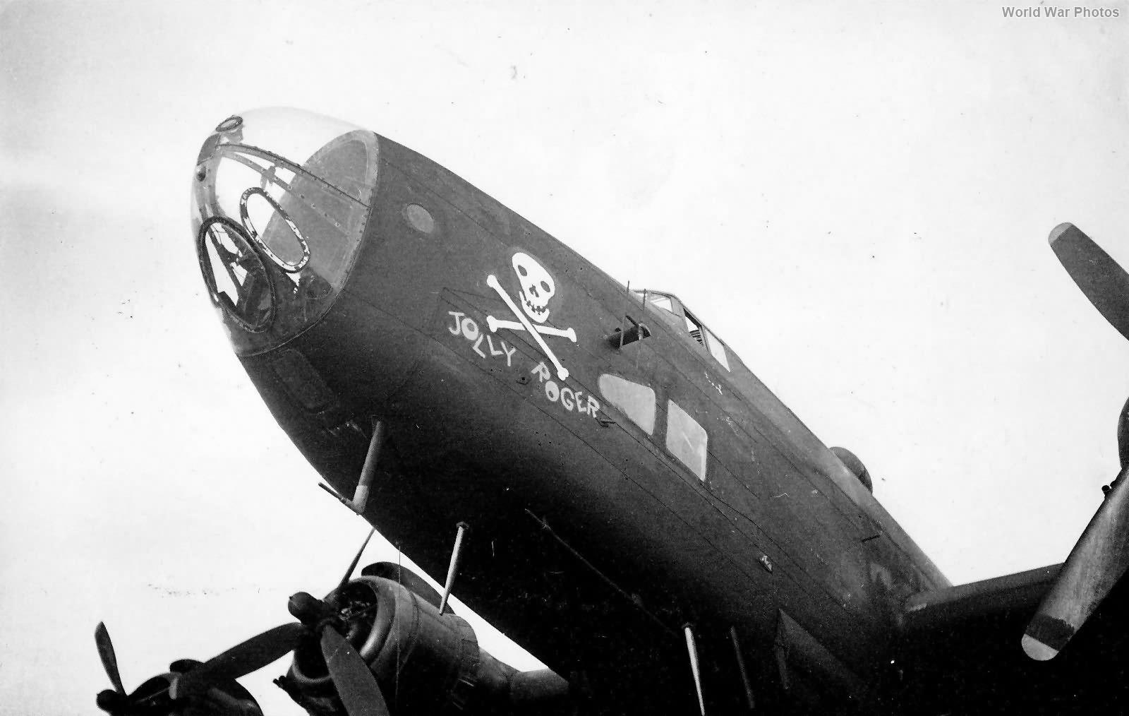Halifax III Joly Roger