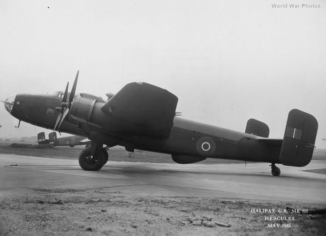 Halifax GR Mk III