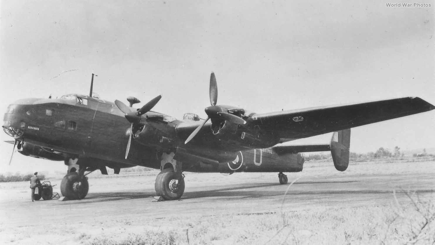 Halifax II Special DT792