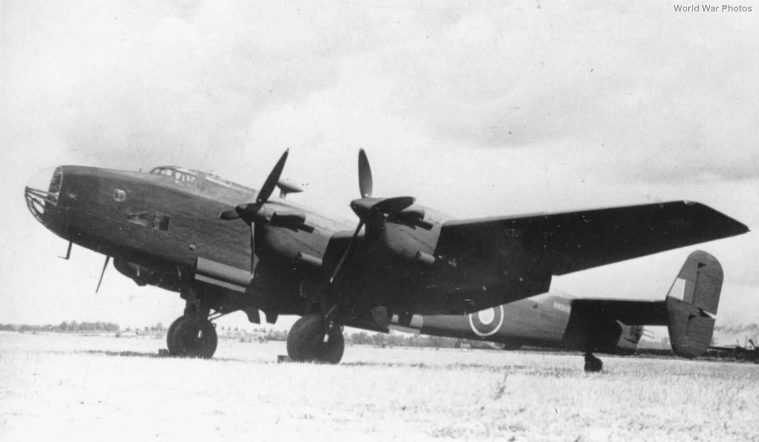 Halifax Mk II HR918