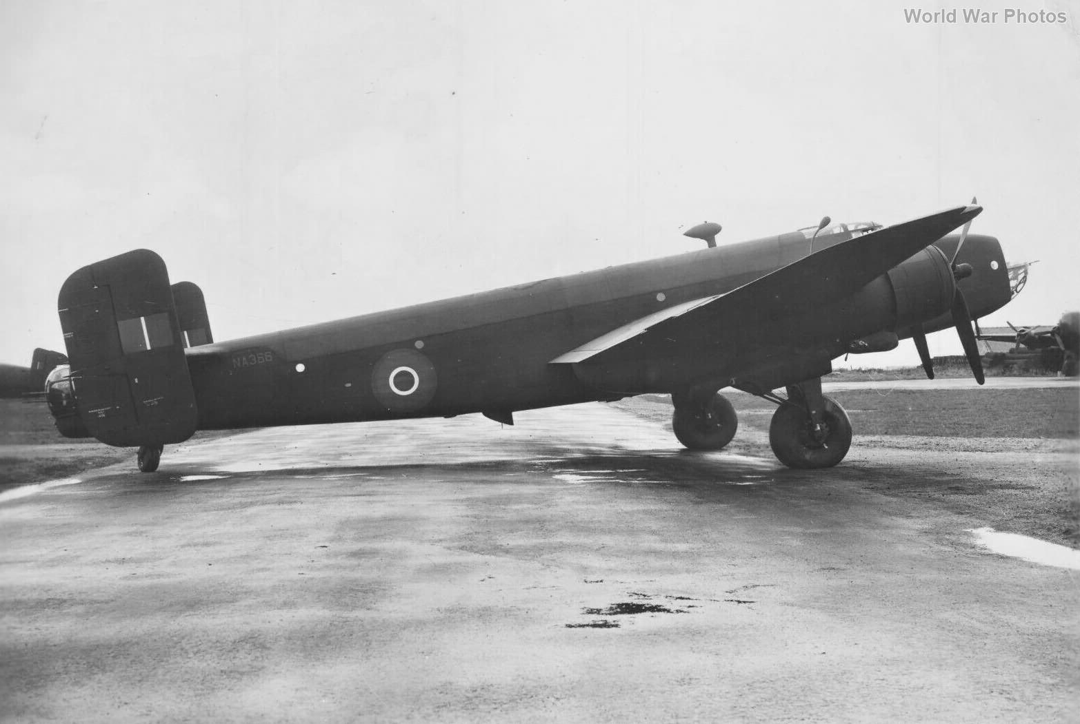 Handley Page Halifax Mk VII