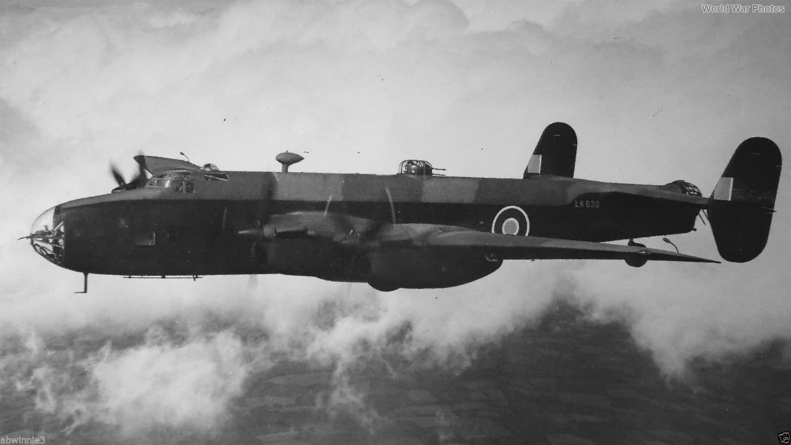 Halifax Mk V sr 1a LK630