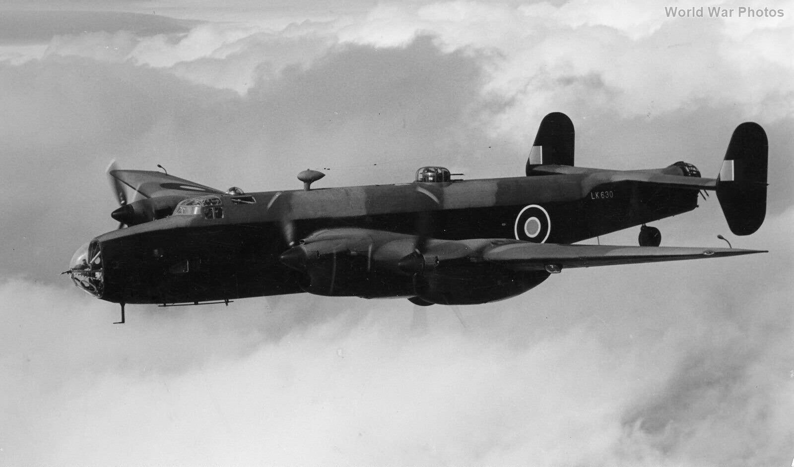 Halifax Mk V LK630