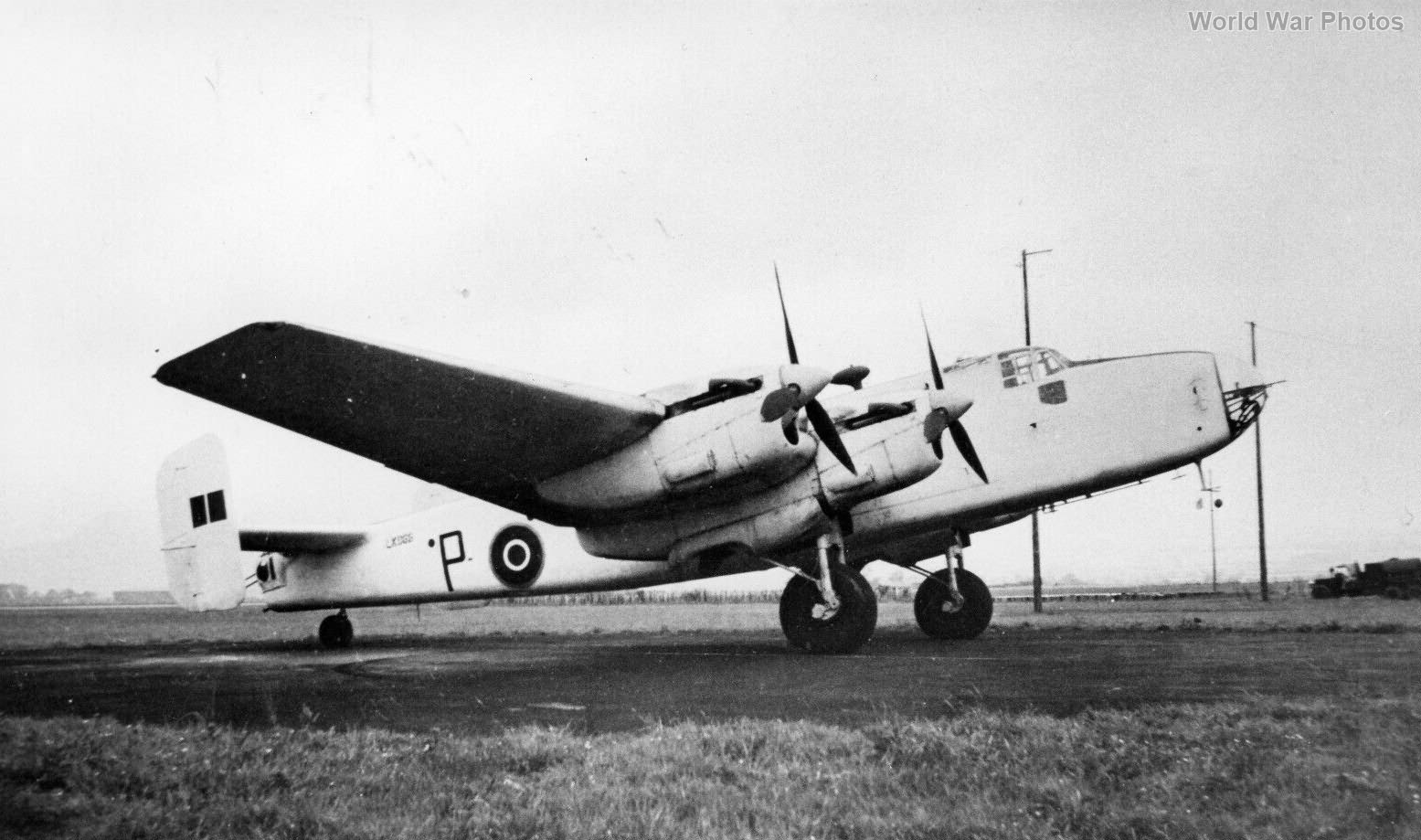 Halifax V LK966 518