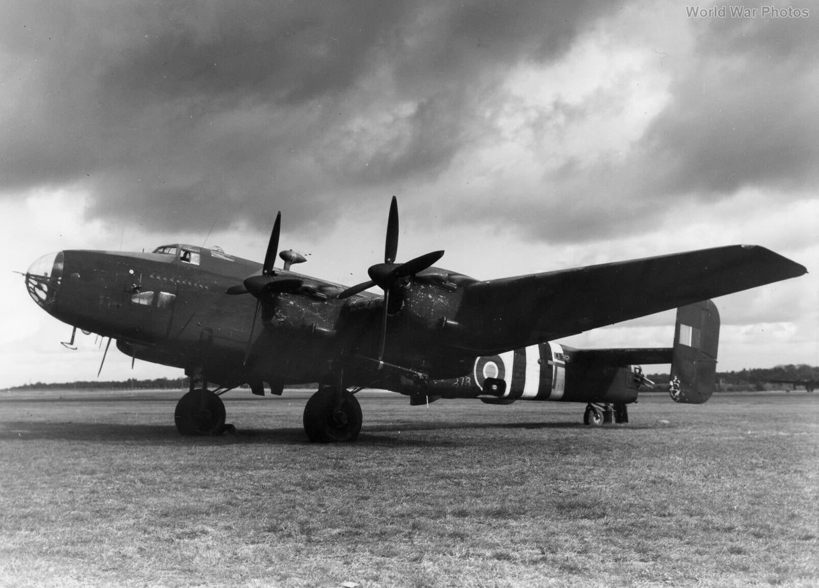 Handley Page Halifax Mk V LL312