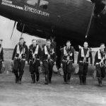158 Squadron Halifax