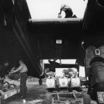 Halifax bombing up with 1000 pounders