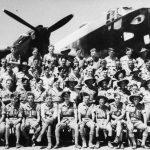 Halifax 462 Sqn Sicily August 43