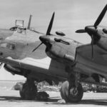 Handley Page Halifax L7245 2nd prototype at Radlett 1940