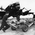 Halifax LQ-Q of No. 405 Squadron RCAF