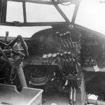 Halifax cockpit