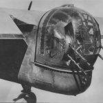 Handley Page Halifax rear turret 2