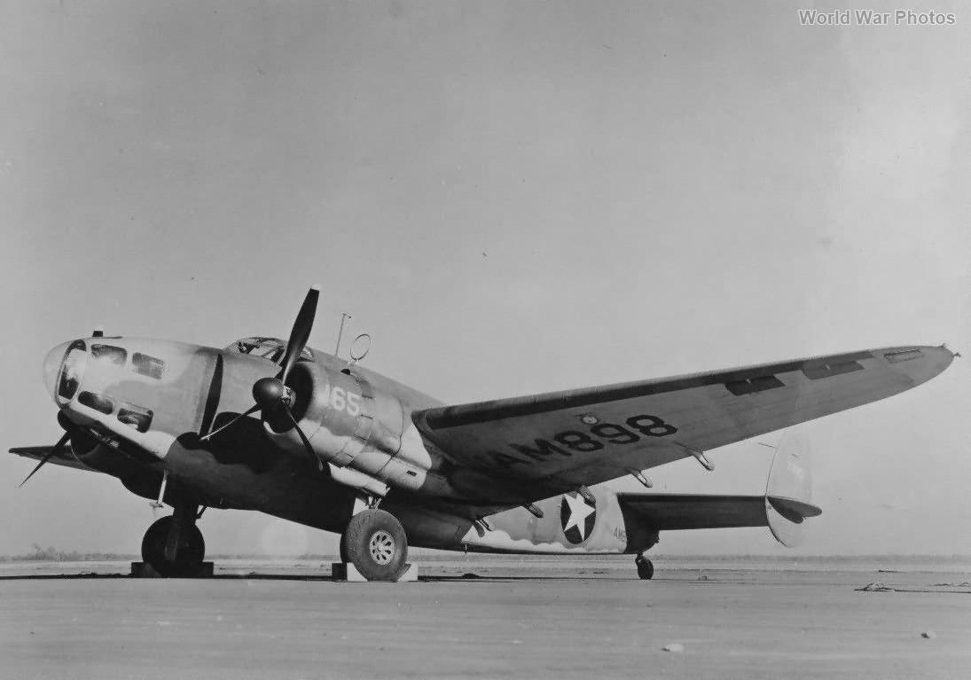 Lockheed A-28A Hudson AM898