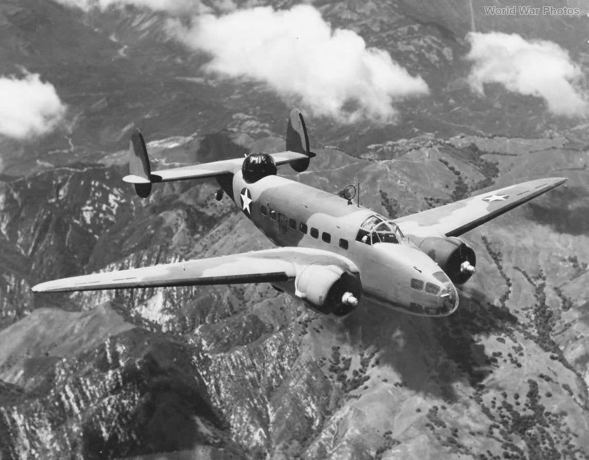 Lockheed A-29A Hudson