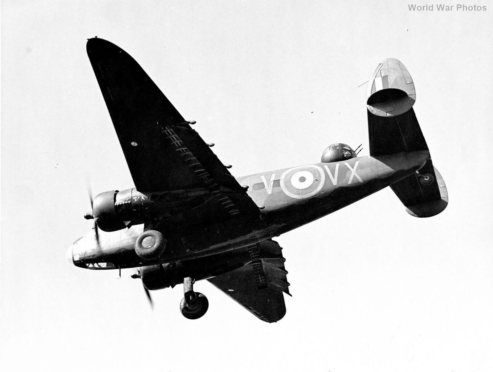 Lockheed Hudson 206 Squadron