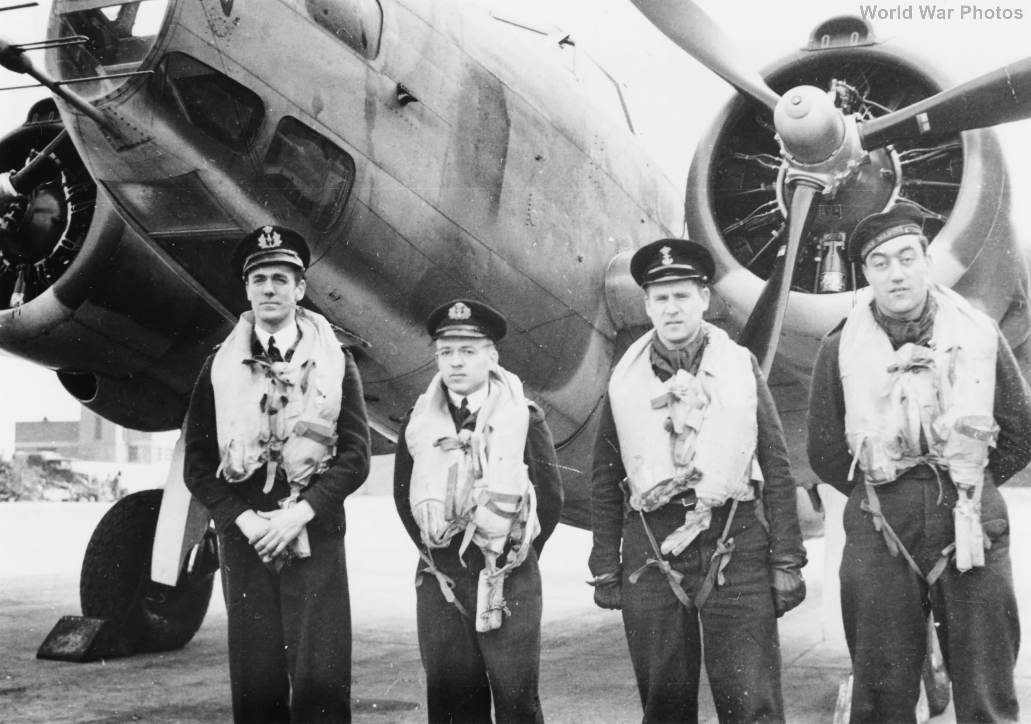 Hudson 320 Squadron
