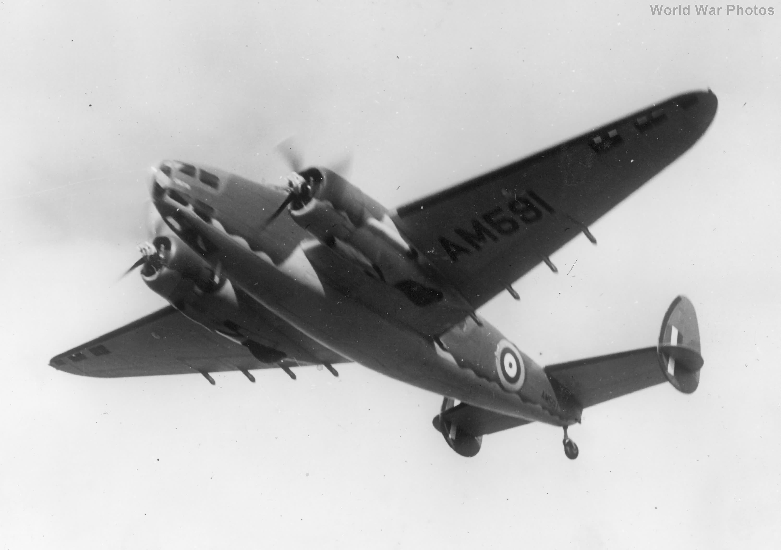 Lockheed Hudson AM591 1941