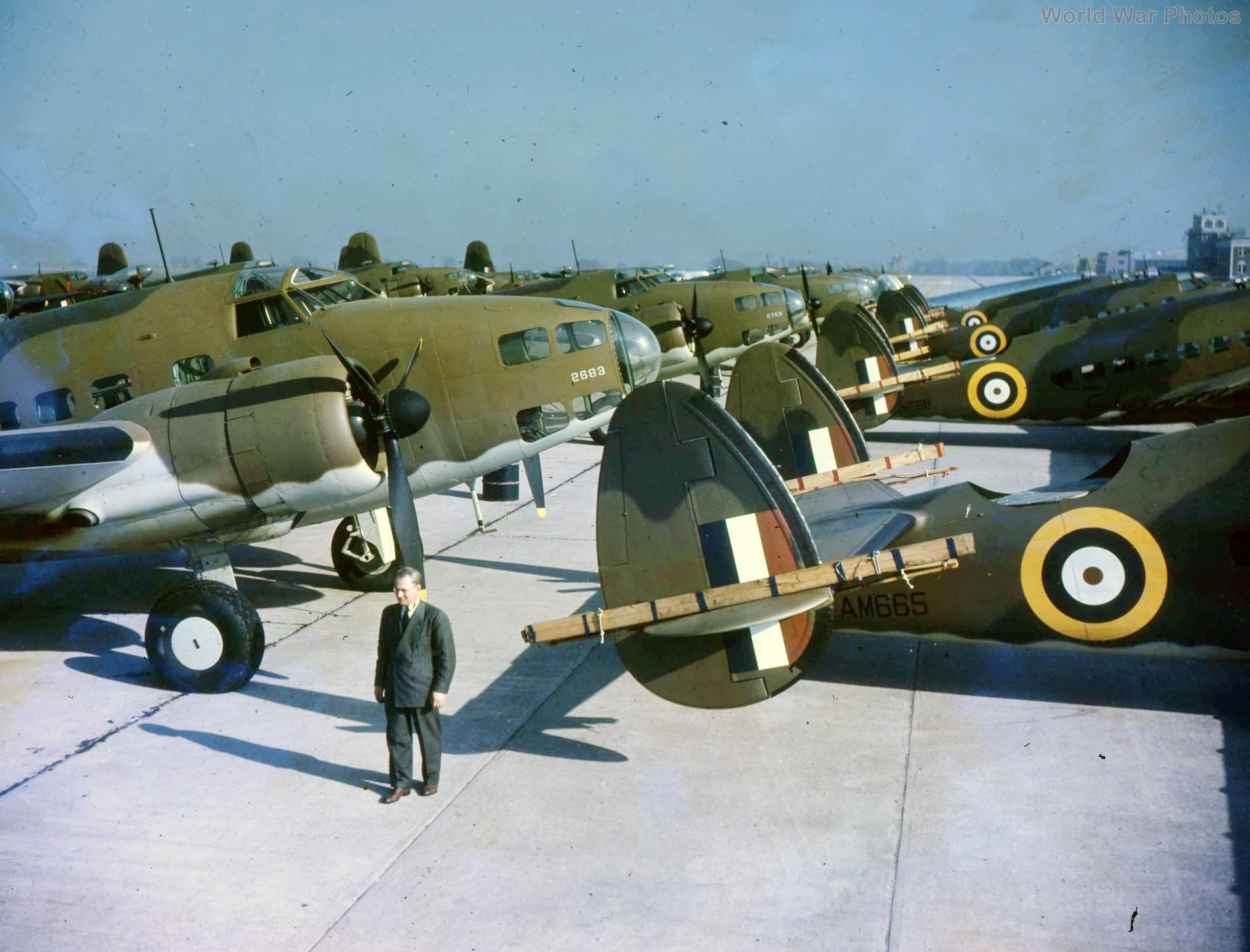 Hudson AM665 1941