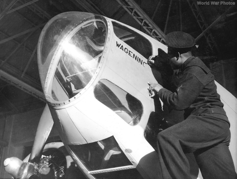 Hudson III V9122 Wageningen