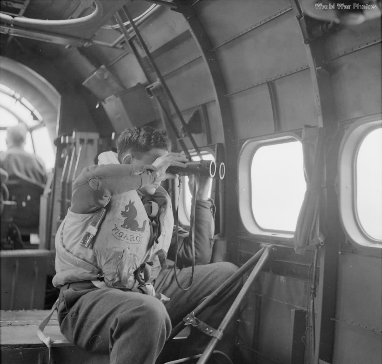 interior of Hudson Mk I