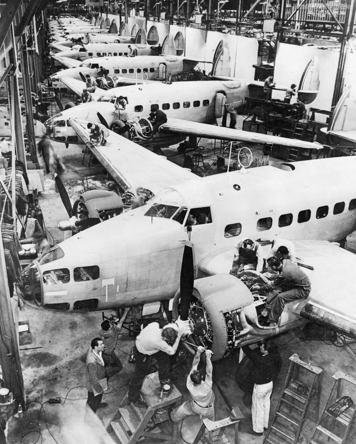 Hudson Production at Burbank