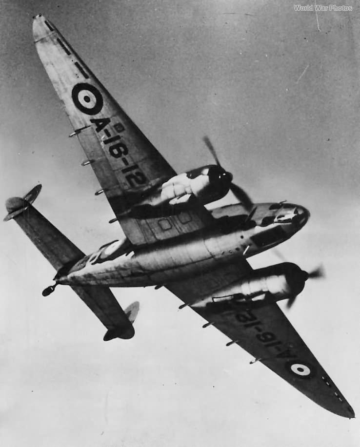 Australian Lockheed Hudson 1941