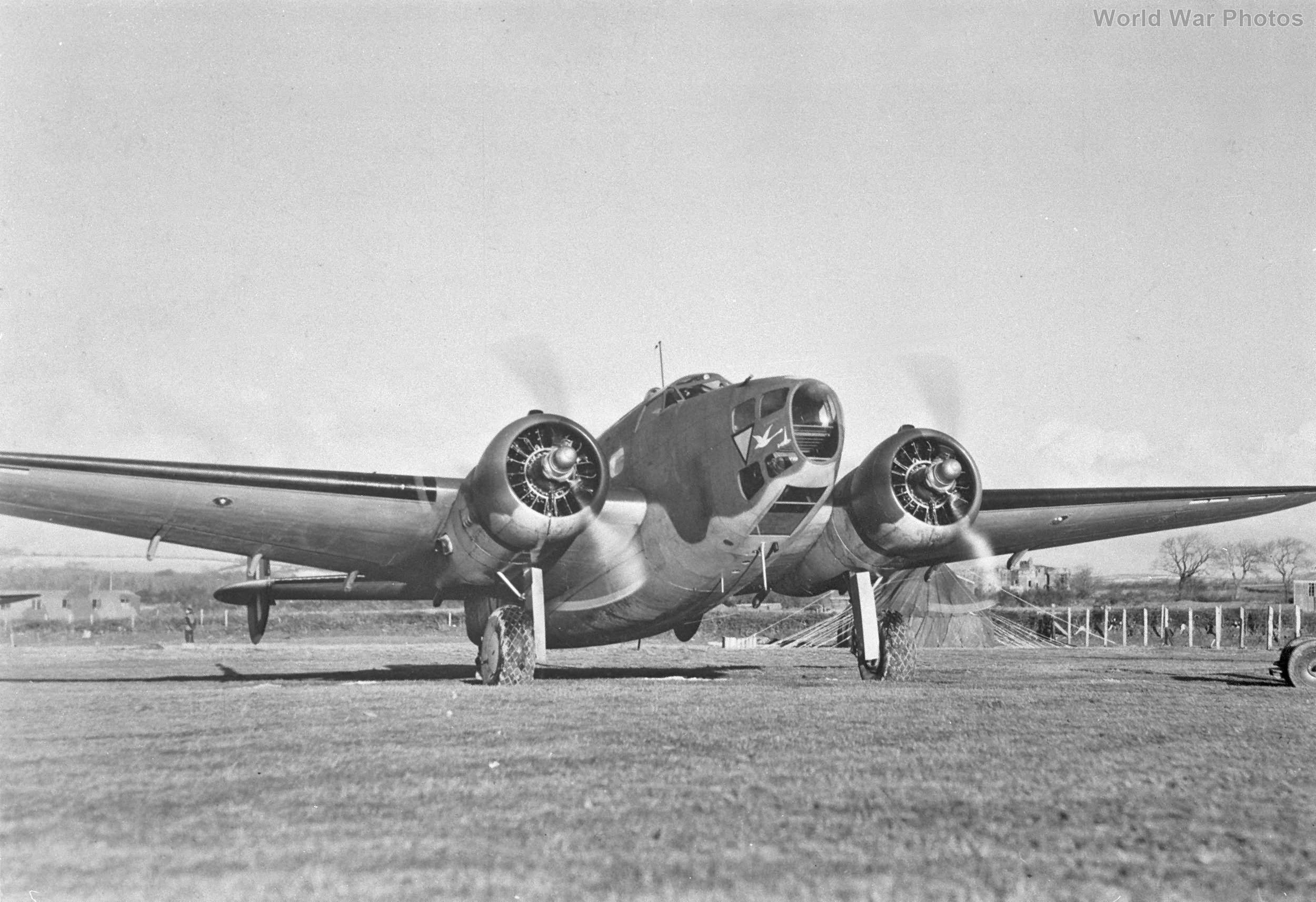 Lockheed Hudson T9364 Ypenburg 320 1941