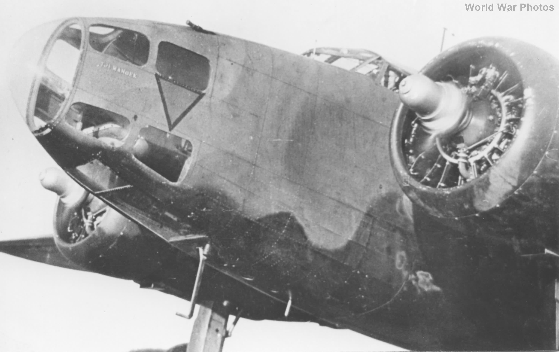 Lockheed Hudson Tjimanoek 320