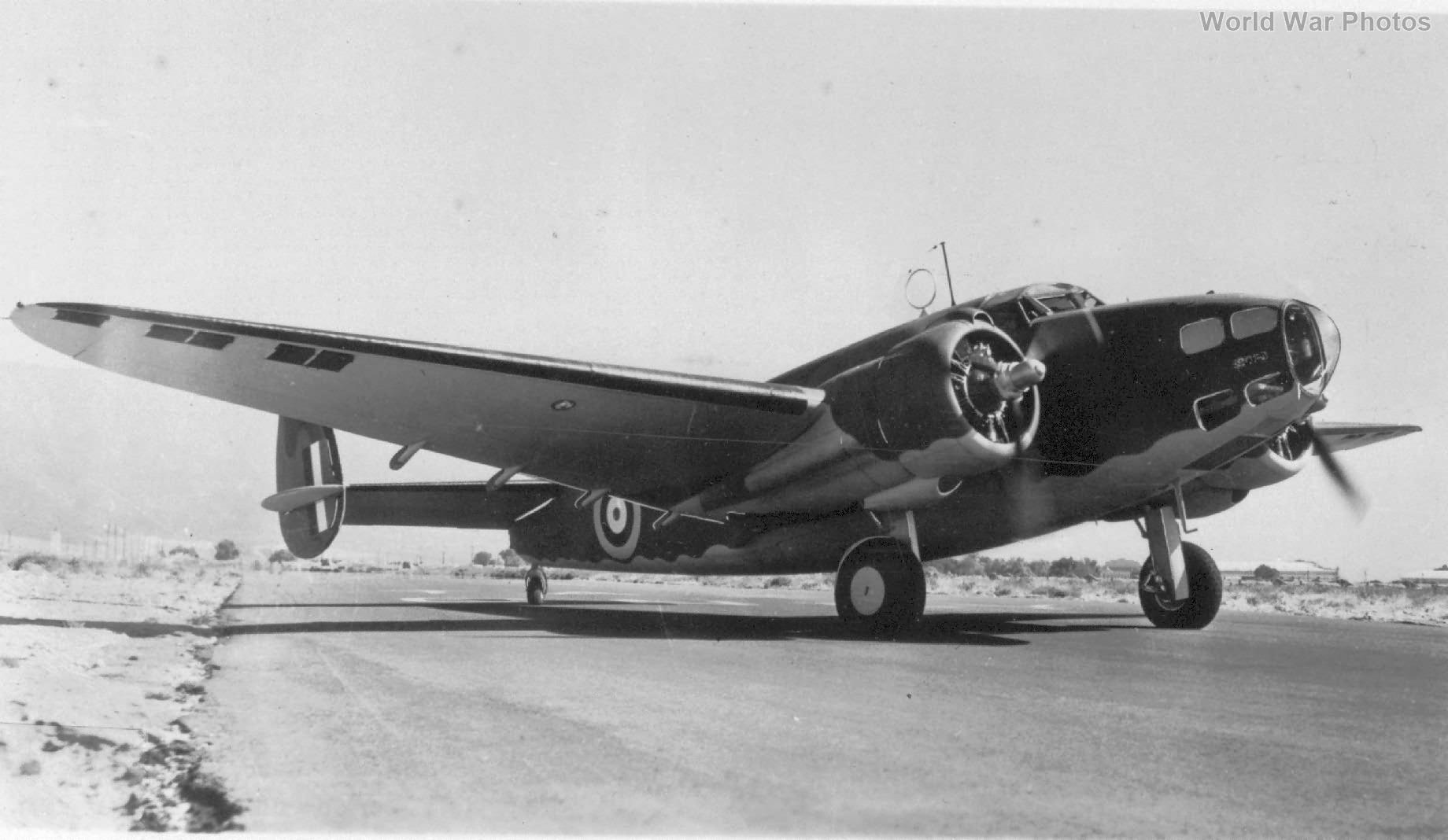 Lockheed Hudson USA