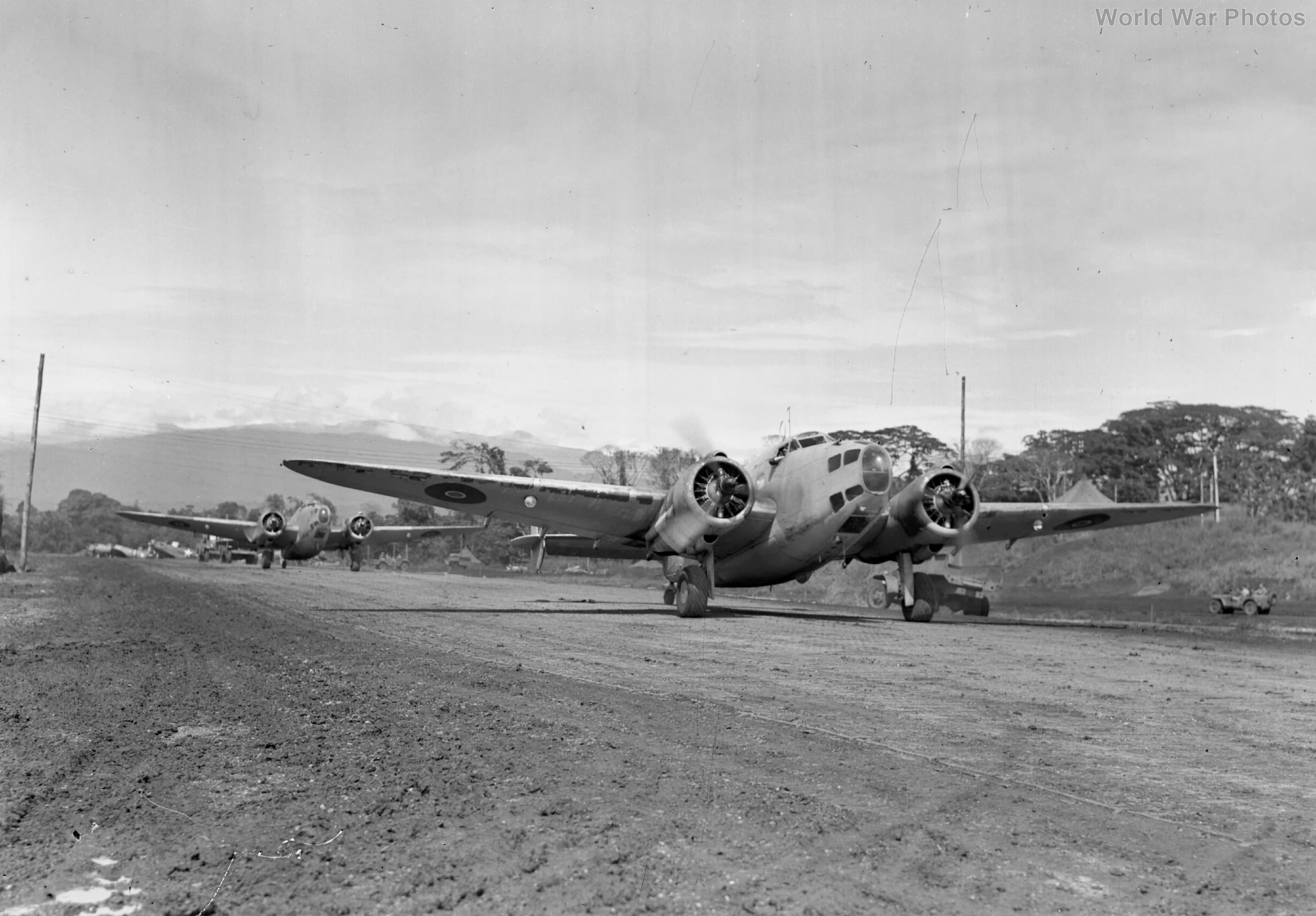 Hudsons at Guadalcanal