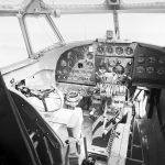cockpit view of Hudson III