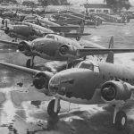 Hudsons Mk V at Burbank
