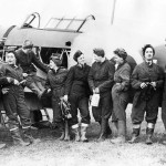 BRITISH WAAF Womens Auxiliary Air Force 1st MECHANICS 1942