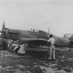 Belgian Hawker Hurricane 22