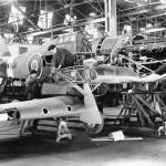 Hawker Hurricane Assembly MW336