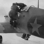 Hawker Hurricane Mk II B 01 Z5252 of Rusian Navy 1941