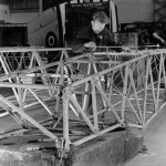 Hawker Hurricane assembly fuselage